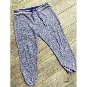 Calvin Klein Performance Sweatpants Joggers Purple